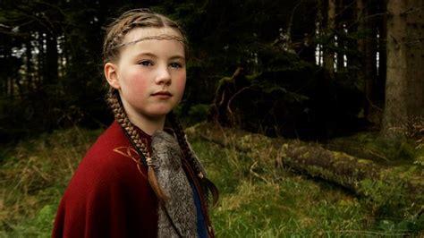 viking princess gudrun cbeebies bbc