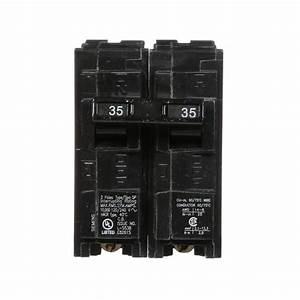 Siemens 35 Amp Double