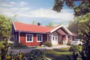 Was Ist Ein Bungalow : beim schwedenhaus hat der bungalow auch ein satteldach ~ Buech-reservation.com Haus und Dekorationen