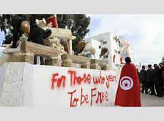 Tunisia After The Arab Spring Change, But No Change