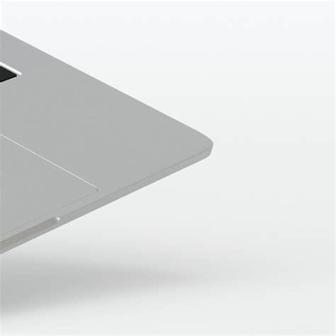 floating macbook
