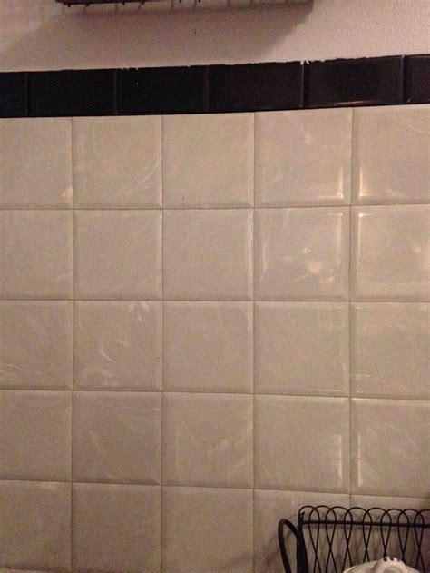 removing plastic square tile   bathroom  kitchen