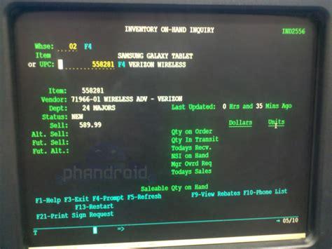 costco verizon phone deals verizon galaxy tab coming to costco for 589 99