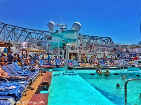 get the inside cruise scoop inside carnival triumph new