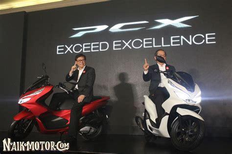 Nmax 2018 Kapan Keluar by Harga Honda Pcx Lokal Resmi Keluar Beda Rp 1 4 Juta Dari Nmax