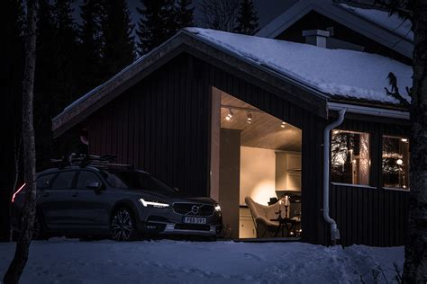 interior design volvo   lodge  sweden