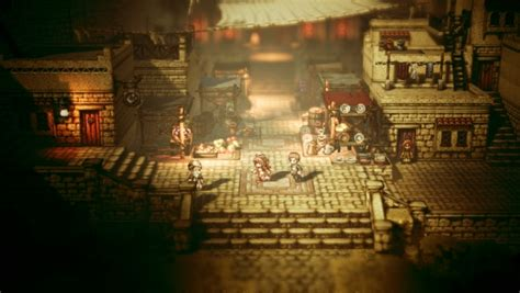 Project Octopath Traveler launches in 2018, demo available ...