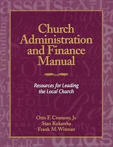 Churchpublishing Org  Church Administration And Finance Manual