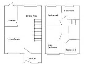 How To Draw A Floor Plan For A House How To Draw A Floorplan