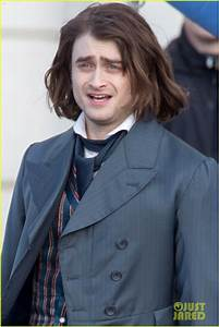 Daniel Radcliffe With Long Hair Daniel Radcliffe S Long