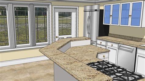 sketchup  interior design