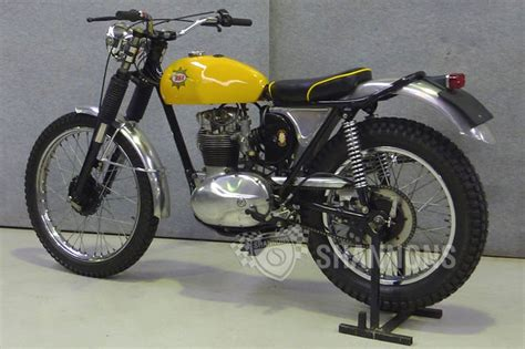 Bsa C15 250cc Trials Motorcycle Auctions