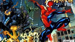 Superhero, And, Villain, Backgrounds, U00b7, U2460, Wallpapertag