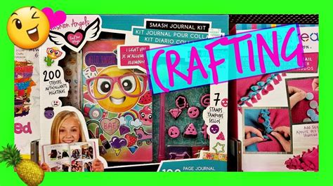 hobby lobby kids craft section walk   youtube