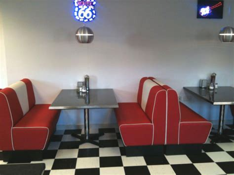 dining room sets for small spaces 50 39 s retro dining kitchen booth makers
