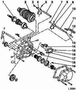 Vauxhall Workshop Manuals  U0026gt  Astra G  U0026gt  K Clutch And