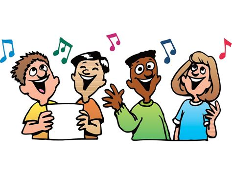 Song Clipart Sunday School Songs Clipart Collection