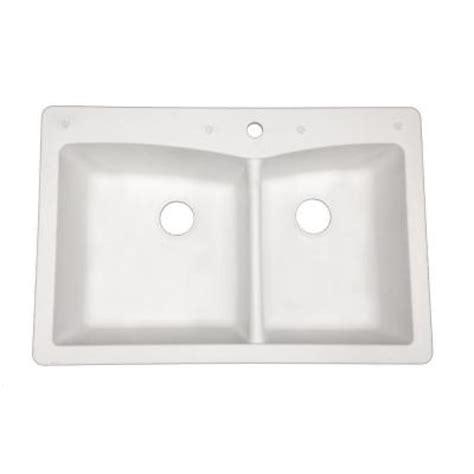 who makes pegasus kitchen sinks pegasus kitchen sinks saratoga dual mount composite