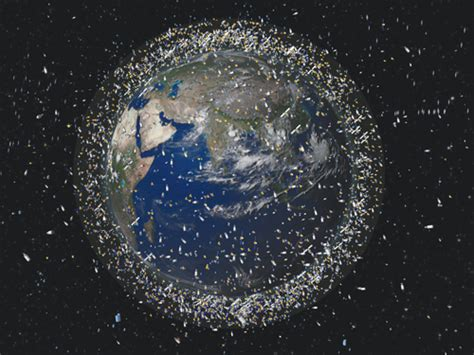 Space News Industry Worries Government Backsliding On Orbital