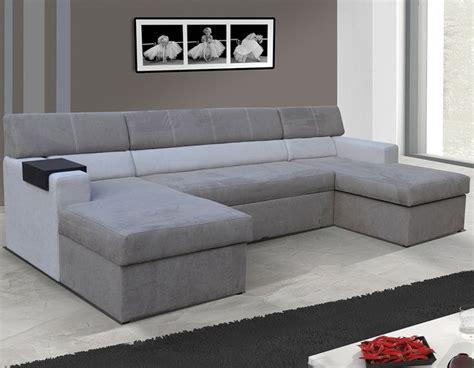 canapé panoramique cuir pas cher canapé panoramique gris pas cher canapé design canapé