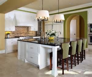 kitchens with large islands large kitchen islands photos home design ideas