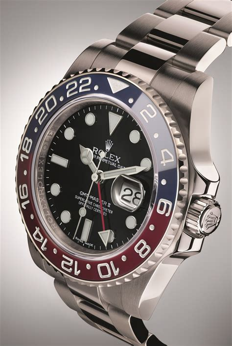 """Baselworld 2014: Rolex Brings Back the """"Pepsi"""" GMT-Master ..."""