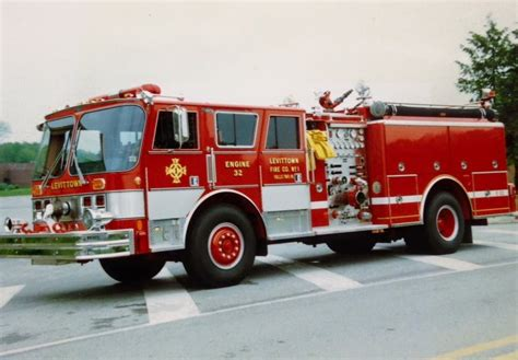 retired apparatus levittown fire company