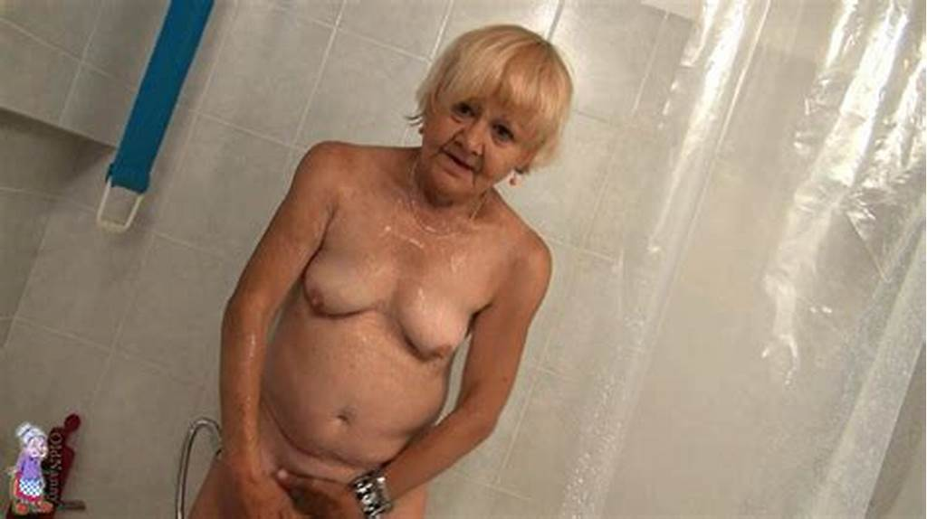 #Aged #Granny #Mila #Pulling #A #Depollute #Together #With