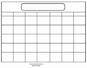 blank calendar template when printing choose landscape With calnedar template
