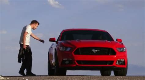 2015 Ford Mustang Confirmed For Need For Speed Movie