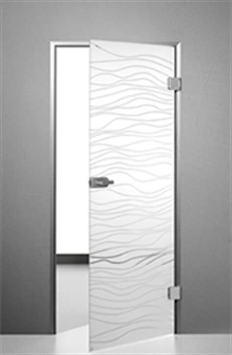 Glastür innen: Glastür für Wohnzimmer & Bad