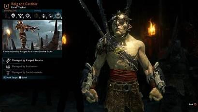 Shadow War Earth Middle Kill Captains Definitive