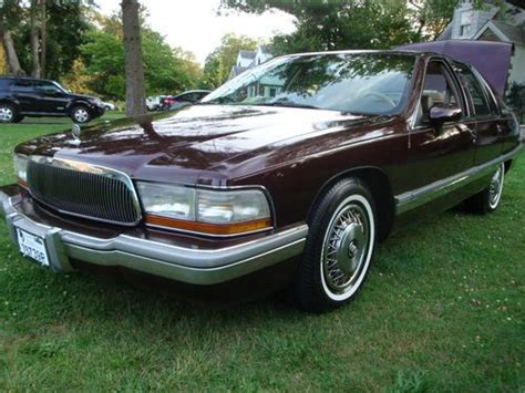 how to sell used cars 1994 buick coachbuilder parental controls sell used 1994 buick roadmaster limited one owner showroom condition garaged kept in fort