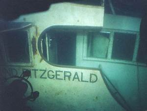 Today in History 11/10/1975 – Edmund Fitzgerald sinks in