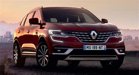 The renault koleos is a compact crossover suv which was first presented as a concept car at the geneva motor show in 2000, and then again in 2006 at the paris motor show, by the french manufacturer renault. 2020 Renault Koleos Goes Under The Knife, Adds New Look ...
