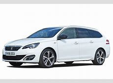 Peugeot 308 SW estate review Carbuyer