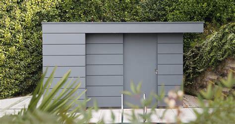 Gartenhaus Box  Das Kubus Gartenhaus