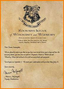 6 hogwarts letter points of origins With harry potter hogwarts acceptance letter pdf