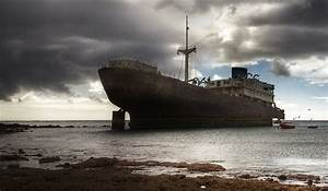 SS America Wreck Canary Islands : pics  Wreck