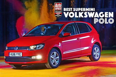 Best Mini by Supermini Of The Year 2016 Volkswagen Polo Auto Express