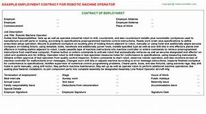 Talent Acquisition Cover Letter Robotic Machine Operator Career Samples