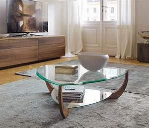 Luxury glass coffee table team 7 juwel wharfside furniture for High end coffee tables living room