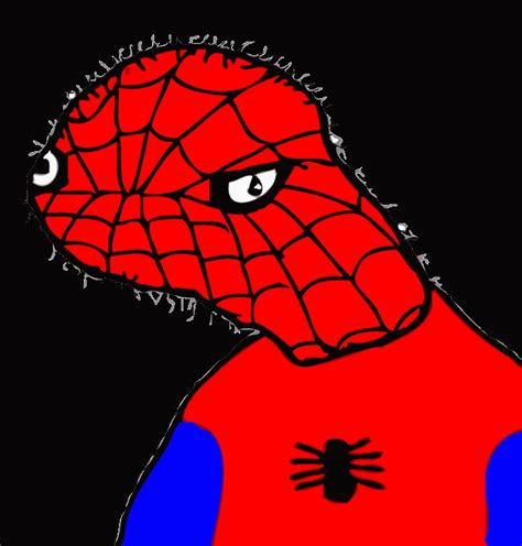 Spiderman Face Meme - everyone s worshipping tom holland s spider man now marvel amino
