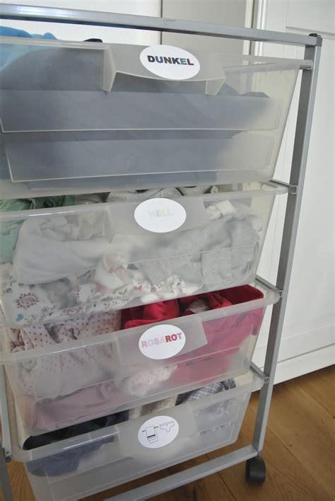 Wäsche Richtig Trennen by W 228 Sche Sensibel Sortieren Rosanisiert