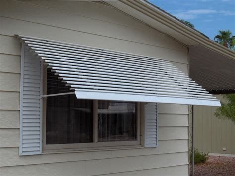 mobile home awnings protect your home with window awnings carehomedecor