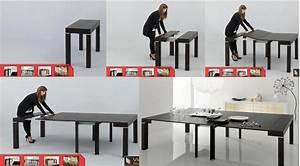 arredare un monolocale cucina tavoli a scomparsa, sedie pieghevoli, letti con contenitore