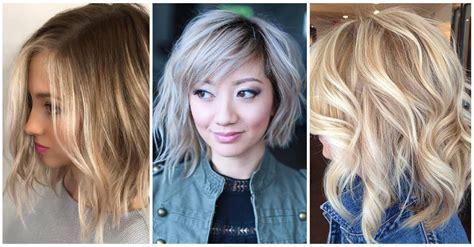 Update Hair Style 2019 : 50 Fresh Short Blonde Hair Ideas To Update Your Style In 2019