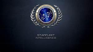Starfleet Logo Wallpaper - WallpaperSafari