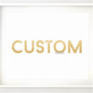 Best Custom Typography Word Art Products on Wanelo