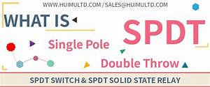 An Introduction To Single Pole Double Throw  Spdt